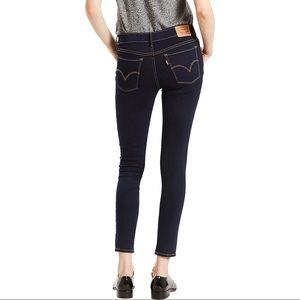 LEVI'S 710 Super Skinny Jeans NWT 30 Dusk Rinse